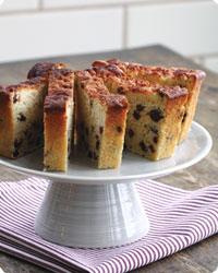 Teekuchen mit Sukrin und Hi-maize