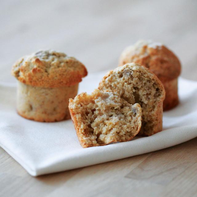 vanlig muffins oppskrift