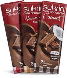 Sukrinsjokolade - Funksjonell Mat