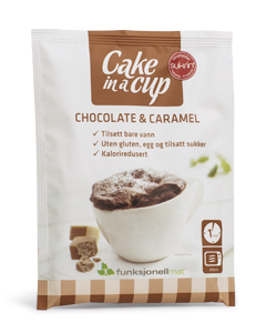 Cake in a cup - Funksjonell Mat