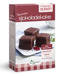 Sjokoladekakemiks - Funksjonell Mat