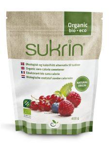 Økologisk Sukrin