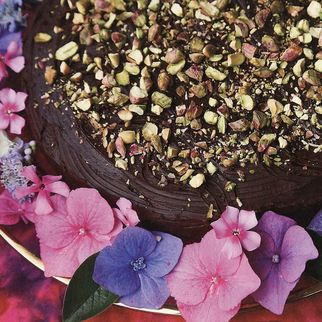 Selskapssjokoladekake