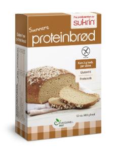 Sunnere Proteinbrød