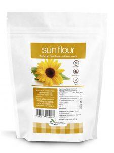 SunFlour solsikkemel