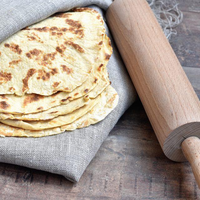 Glutenfrie og lavkarbo tortillas